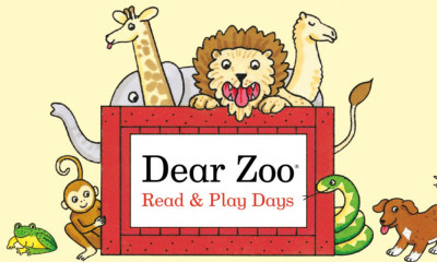 Free Dear Zoo Read & Play Pack