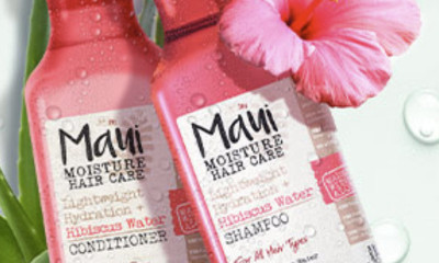 Free Maui Moisture Shampoo & Conditioner