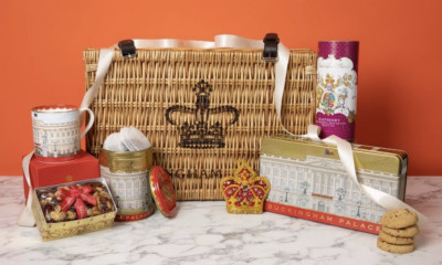 Win a Buckingham Palace Hamper