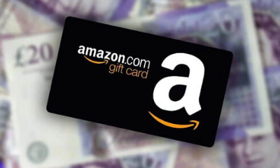 Free £45 Amazon Voucher - Instant Win!