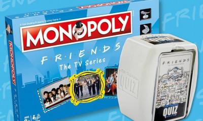 Win F.R.I.E.N.D.S Monopoly