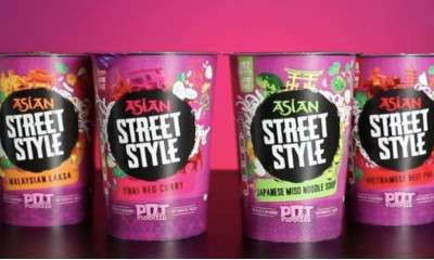Win a Year's Supply of Asian Street Style Pot Noodles