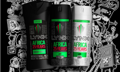 Free Full-Size Lynx Africa Set - 10,000 Available!