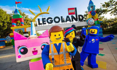 Free LEGOLAND Tickets - 10,000 Available!