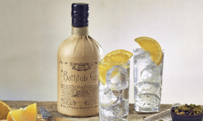 Free Bathtub Gin