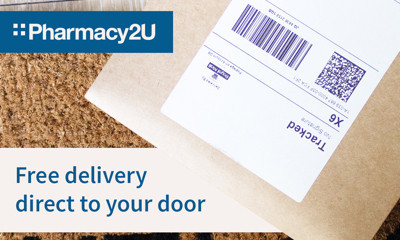 Free NHS Repeat Prescription Delivery