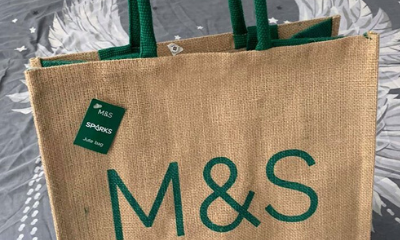 Free M&S Tote Bag