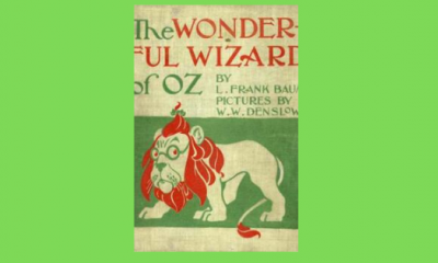 Free Copy of 'The Wonderful Wizard of Oz'