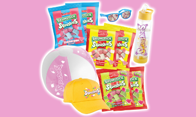 Free Squashies Sweets Hamper
