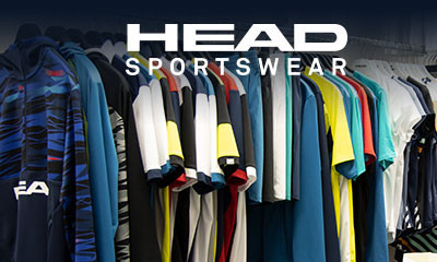 Win £450 Worth of HEAD Sportswear