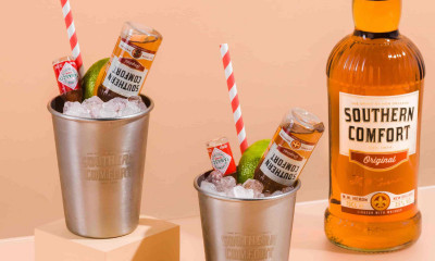 Free Southern Comfort Cocktail Bundle
