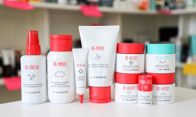Win a Clarins Bundle worth £185 & a Copy of 'Skincare' by Caroline Hirons