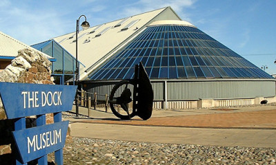 The Dock Museum | Barrow-in-Furness, Cumbria