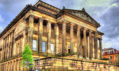 The Harris Museum, Art Gallery & Library | Preston, Lancashire