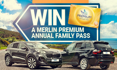 Win A Merlin Premium Annual Family Pass