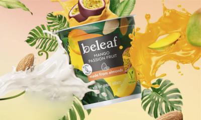 Free Mango & Passionfruit Yoghurt
