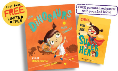 Free Personalised Storybook - Limited Time Only