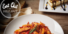 Eat Out to Help Out: Prezzo