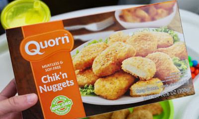Free Quorn Nuggets