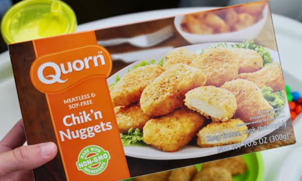 Free Quorn Nuggets Magic Freebies