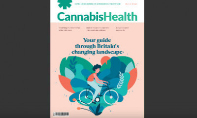 Free Copy of 'Cannabis Health' Magazine