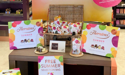 Free Thorntons Summer Selection Chocolate Box