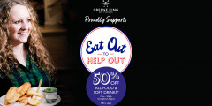 Eat Out to Help Out: Farmhouse Inns