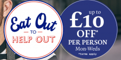 Eat Out to Help Out: Pizza Express
