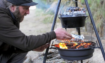 Win a Roadii Firegrill