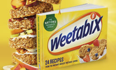Free Weetabix Recipe Book