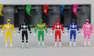 Free Power Rangers Toys & More