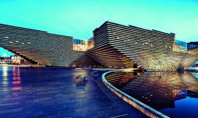 V&A Museum | Dundee, Scotland