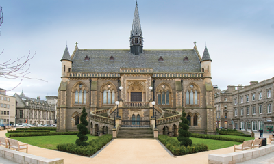 The McManus Art Gallery & Museum | Dundee, Scotland