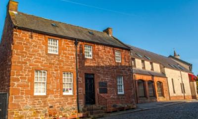 Robert Burns House | Dumfries & Galloway, Scotland
