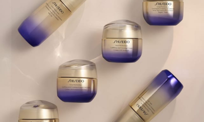 Free Shiseido Moisturiser