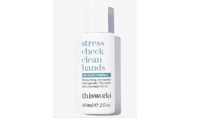Free Hand Sanitiser from This Works - OUT OF STOCK