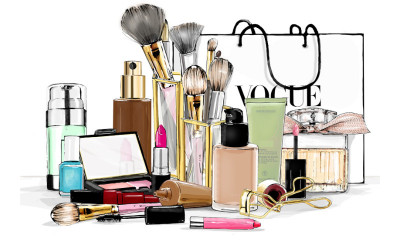 Free Beauty Products from Vogue