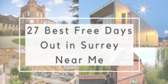 27 Best Free Days Out in Surrey Near Me