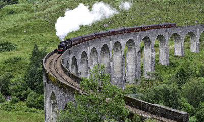 Glenfinnan Viaduct | Highlands & Islands, Scotland