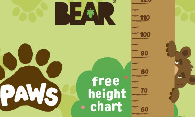 Free Kids Height Chart
