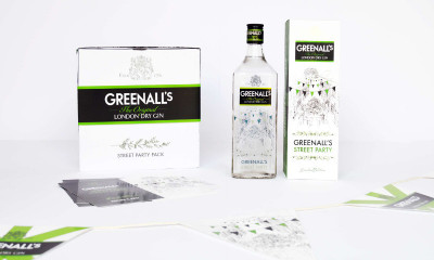 Free Greenall's Gin Street Party Set