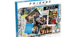 Free FRIENDS Puzzle - Instant Win