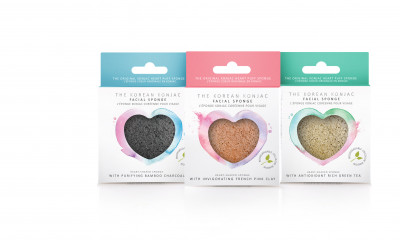 Win a Set of Konjac Sponges (worth £29)