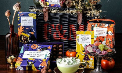 Win a Fortnum & Mason Halloween Hamper (worth £75)