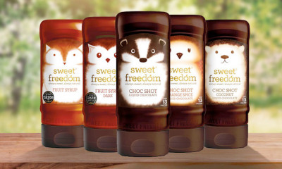Win a Bundle of Syrups from Sweet Freedom