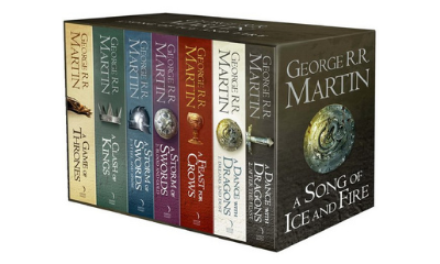 Win The Game of Thrones Book Collection