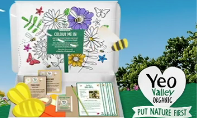 Free 'Get Back to Nature' Garden Box