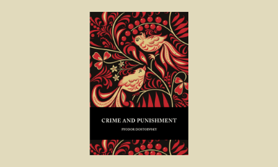 Free Copy of 'Crime & Punishment'