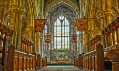 Church of the Holy Rude | Stirling, Scotland