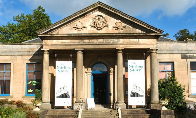 The Stirling Smith Art Gallery & Museum | Stirling, Scotland